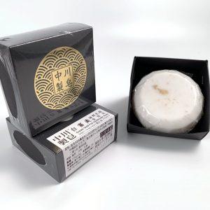 白富美金箔皂,乳霜金箔皂/中川製皂