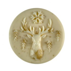 羊毛脂金箔皂
